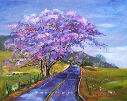 JBeaudet stdudios Maui Trees