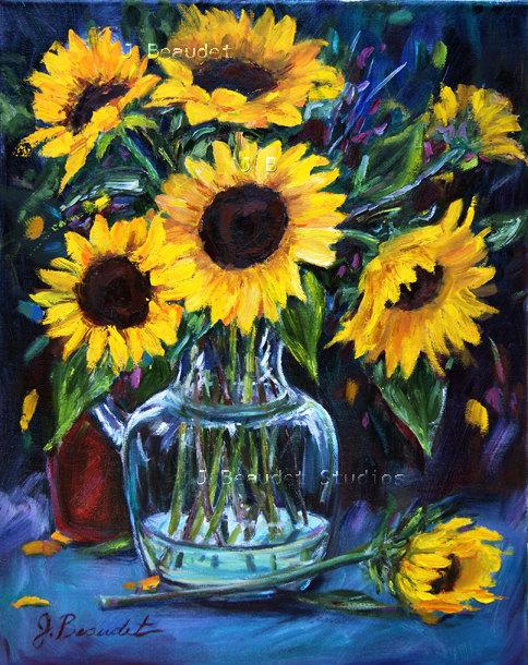 JBeaudetStudios sunflowers